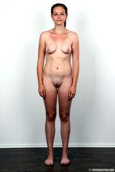 Czech casting virgin